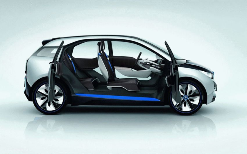 yelektromobili bmw  | BMW i3 1 | BMW i3 и BMW i8 первое знакомство | BMW i8 BMW i3
