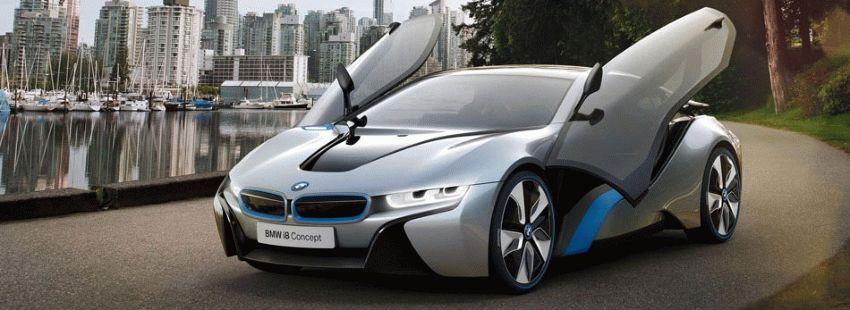 yelektromobili bmw  | BMW i3 5 | BMW i3 и BMW i8 первое знакомство | BMW i8 BMW i3