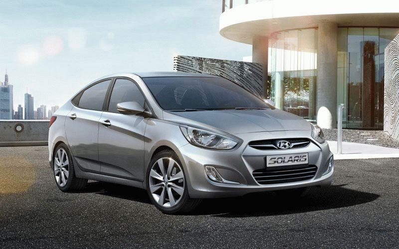 sedan hyundai  | Hyundai Solaris 5 | Hyundai Solaris (Хендай Солярис) | Хендэй Accent Hyundai Solaris