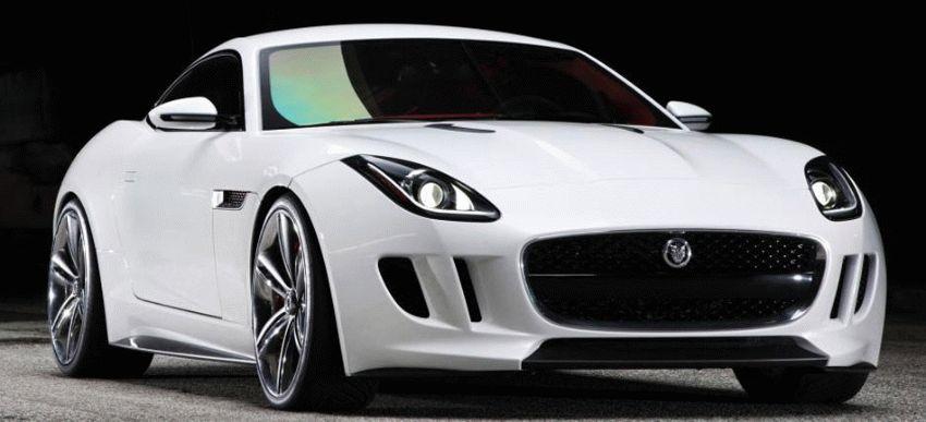 sport kary kupe jaguar  | Jaguar F Type R 1 | Jaguar F Type R Coupe (Ягуар Ф Тайп Р) суперкар | Тест драйв Jaguar Jaguar F Type R