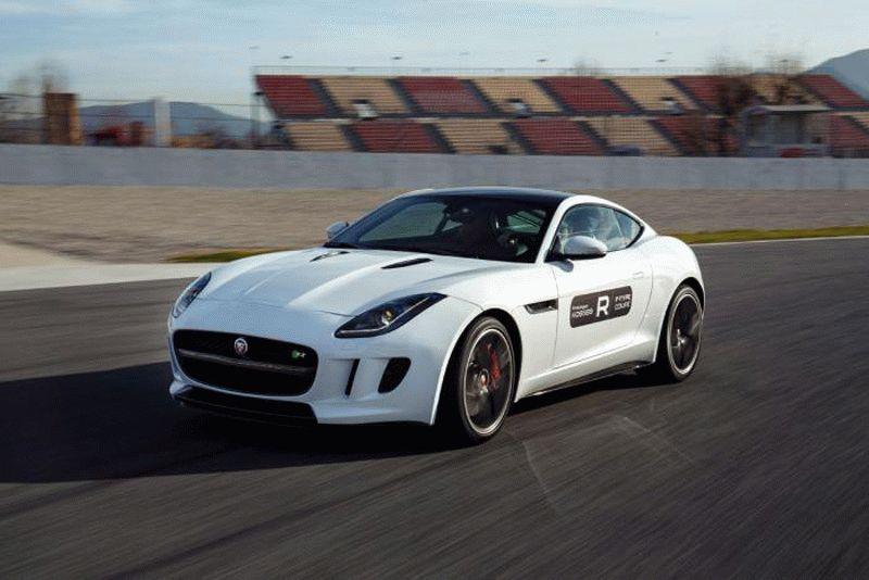 sport kary kupe jaguar  | Jaguar F Type R 2 | Jaguar F Type R Coupe (Ягуар Ф Тайп Р) суперкар | Тест драйв Jaguar Jaguar F Type R