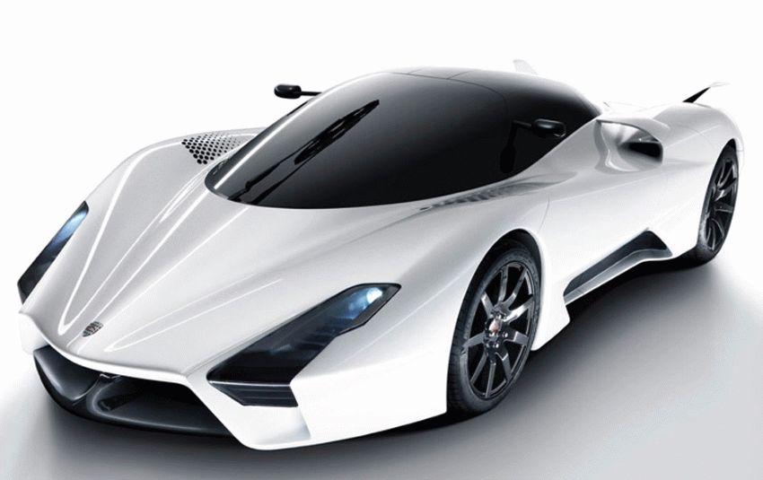 avtoproizvodstvo  | Shelby Aero 4 | ТОП 10 спорткаров | ТОП