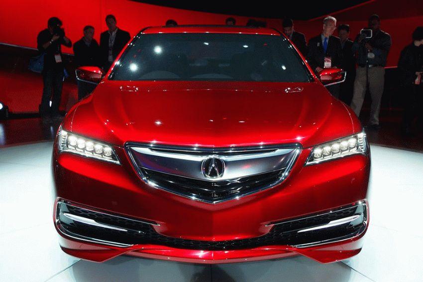 sedan acura  | acura tlx prototype 1 | Acura TLX (Акура ТЛХ) Часть 1 | Тест драйв Acura Acura TLX