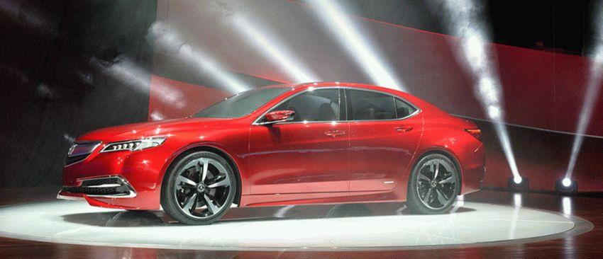 sedan acura  | acura tlx prototype 2 | Acura TLX (Акура ТЛХ) Часть 1 | Тест драйв Acura Acura TLX