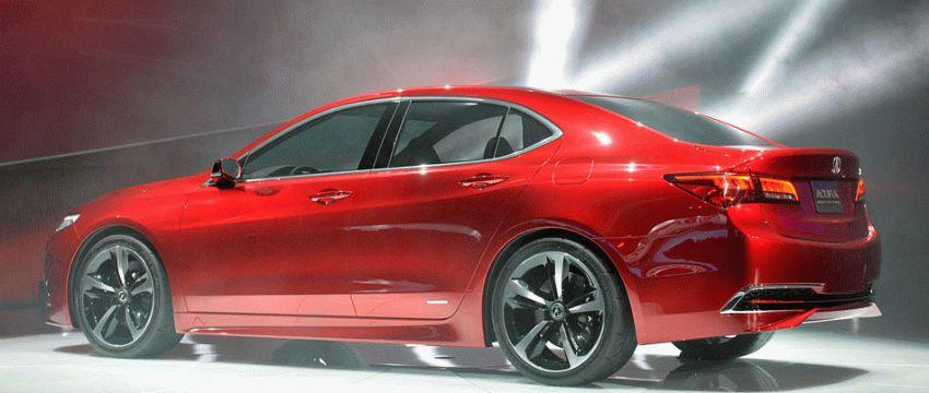 sedan acura  | acura tlx prototype 3 | Acura TLX (Акура ТЛХ) Часть 1 | Тест драйв Acura Acura TLX
