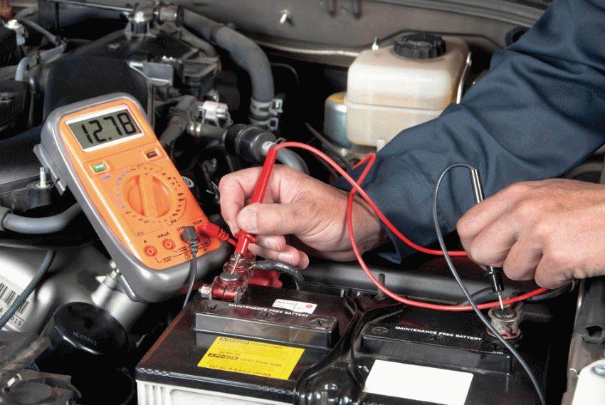 praktika  | akumulytor 1 | Уход за электроникой зимой | Подготовка авто