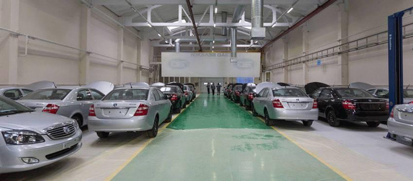 avtoproizvodstvo  | bg1 | Прорыв белорусского автопрома | Китай Белджи SC 7 Emgrand X7