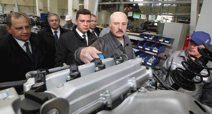 avtoproizvodstvo  | bg lukohsenko | Прорыв белорусского автопрома | Китай Белджи SC 7 Emgrand X7