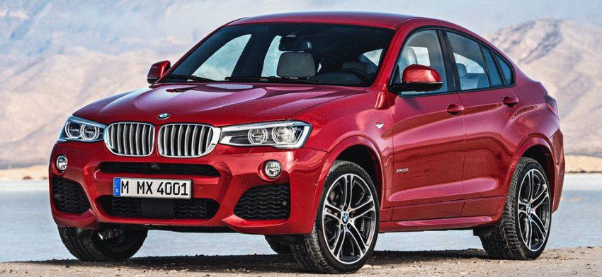 krossover katalog  | bmw x4n 1 | BMW X4 Кроссовер | BMW X4