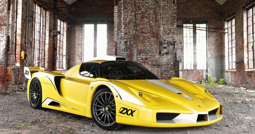 istoriya zarubezhnogo avtoproma    ferrari enzo edo competition zxx wide 3   История Ferrari   История Ferrari