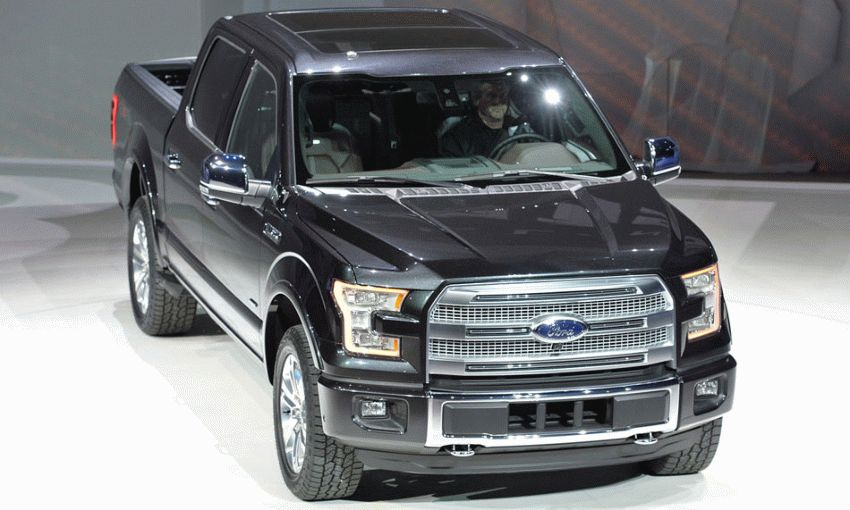 pikapy ford  | fordf 150 1 | Ford F 150 (Форд Ф 150 ) 2015 2016 | Ford F 150