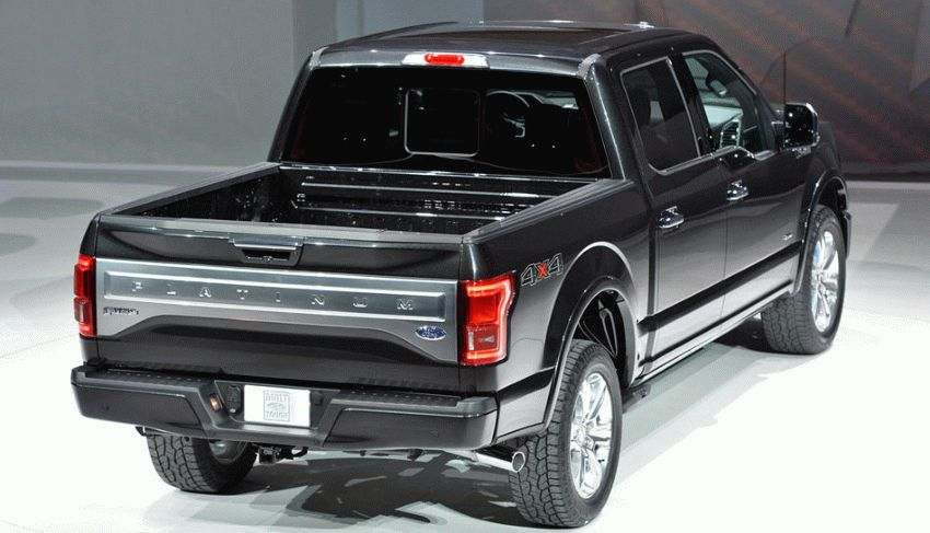 pikapy ford    fordf 150 2   Ford F 150 (Форд Ф 150 ) 2015 2016   Ford F 150