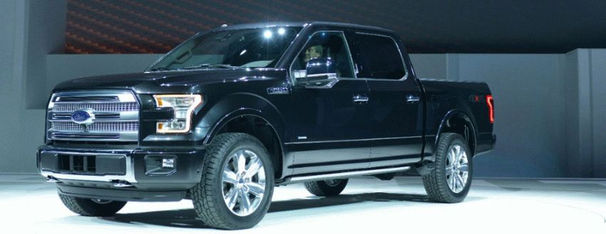 pikapy ford  | fordf 150 4 | Ford F 150 (Форд Ф 150 ) 2015 2016 | Ford F 150