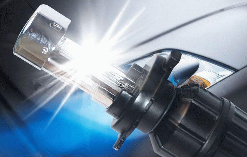 praktika  | ksionovay lampa.jpg 1 | Ксеноновые лампы | Фары Ксеноновые лампы