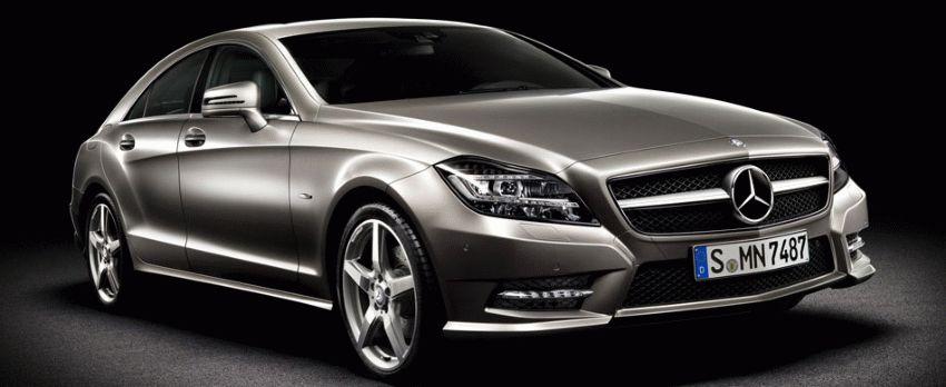 sedan mercedes benz  | mercedes benz cls 1 | Mercedes Benz CLS (Мерседес CLS) | Mercedes Benz CLS