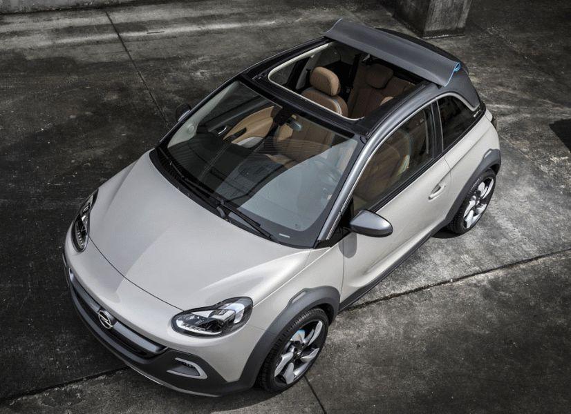 khyechbek opel  | opel adam rocks i khehtchbek 5 | Opel Adam (Опель Адам) | Тест драйв Opel Opel Adam