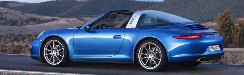 sport kary kabriolety porsche  | porsche 911 targa 4 4 | Porsche 911 Targa 4 (Порше 911 Тарга 4) | Porsche 911