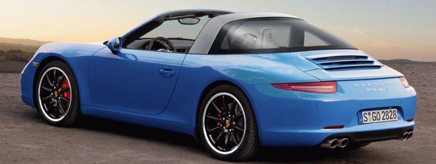 sport kary kabriolety porsche  | porsche 911 targa 4 6 | Porsche 911 Targa 4 (Порше 911 Тарга 4) | Porsche 911