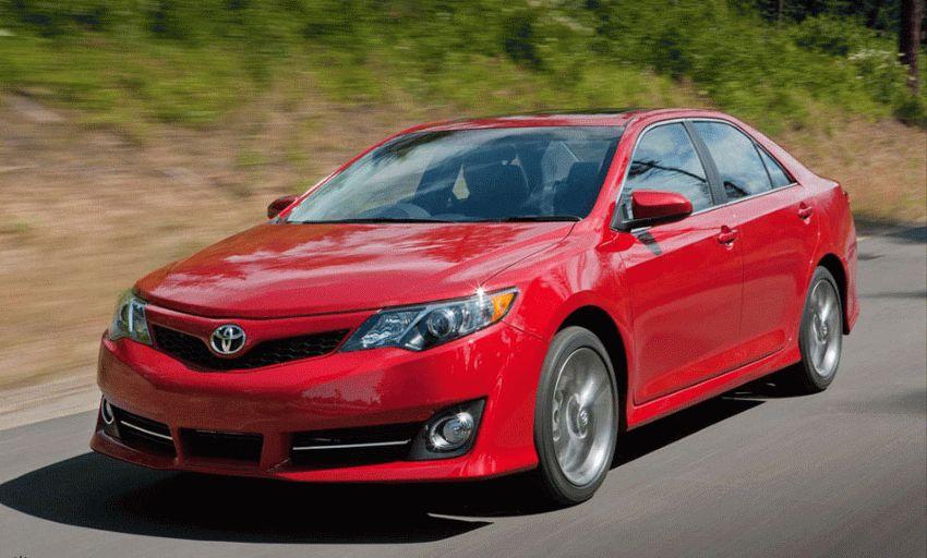 sedan toyota  | toyota camry 3 | Toyota Camry (Тойота Камри) 2013 2014 | Тест драйв Toyota Toyota Camry