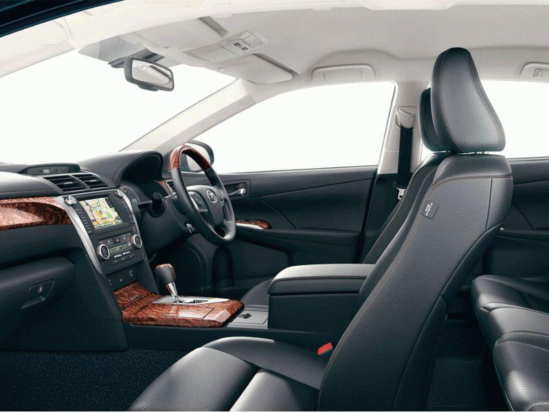 sedan toyota  | toyota camry 4 | Toyota Camry (Тойота Камри) 2013 2014 | Тест драйв Toyota Toyota Camry