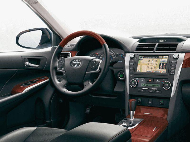 sedan toyota  | toyota camry 5 | Toyota Camry (Тойота Камри) 2013 2014 | Тест драйв Toyota Toyota Camry