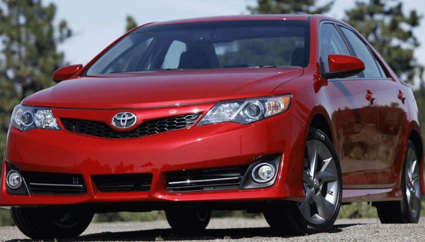 sedan toyota  | toyota camry 6 | Toyota Camry (Тойота Камри) 2013 2014 | Тест драйв Toyota Toyota Camry