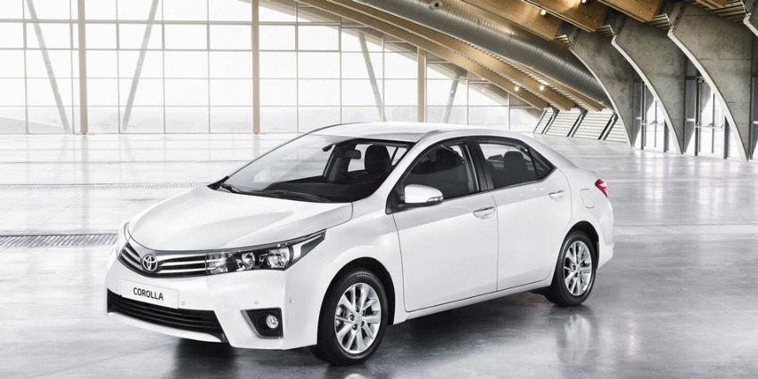 sedan toyota  | toyota corolla pic 1 | Toyota Corolla (Тойота Королла) 2014 2016 | Toyota Corolla