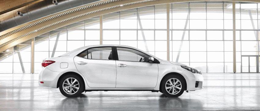 sedan toyota  | toyota corolla pic 2 | Toyota Corolla (Тойота Королла) 2014 2016 | Toyota Corolla