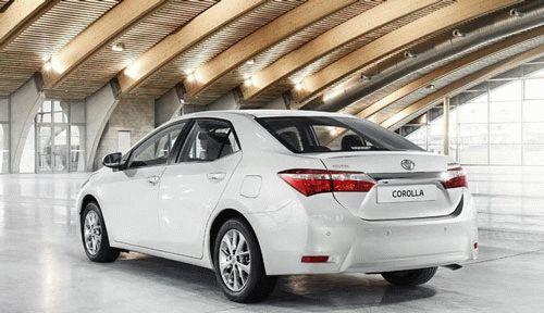 sedan toyota  | toyota corolla pic 3 | Toyota Corolla (Тойота Королла) 2014 2016 | Toyota Corolla