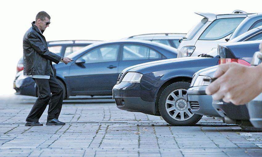 praktika  | ugon 5 | Как уберечь машину от угона | Как уберечь машину