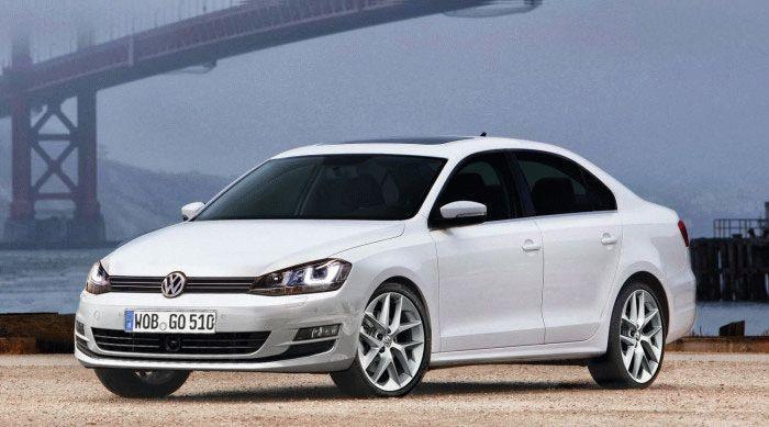 sedan volkswagen  | volkswagen jetta 1 | Volkswagen Jetta (Фольксваген Джетта) | Volkswagen Jetta