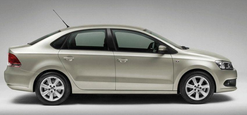 sedan volkswagen hyundai  | volkswagen polo 6 | Hyundai Solaris (Хендай Солярис) и VW Polo (Фольксваген Поло) | Volkswagen Polo Hyundai Solaris