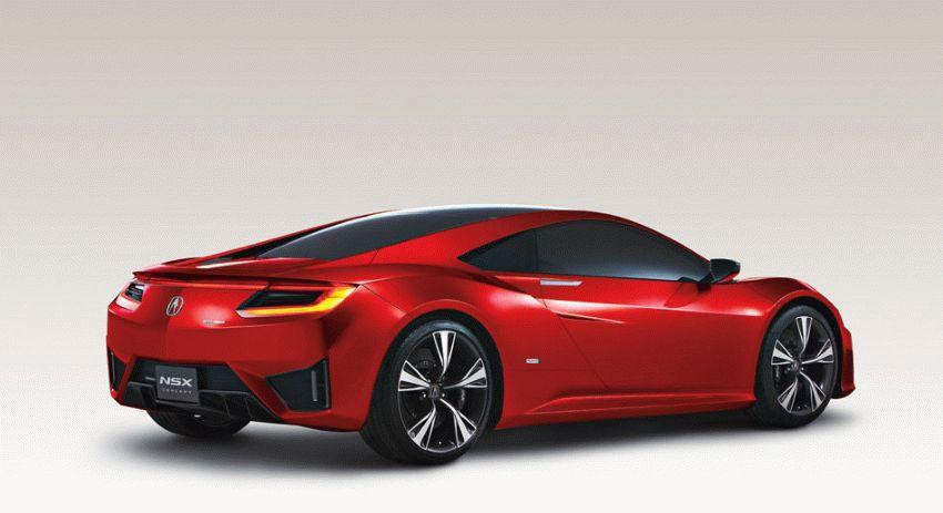 sport kary kupe acura  | acura nsx 2 | Acura NSX (Акура НСХ) Спорт кар | Acura NSX
