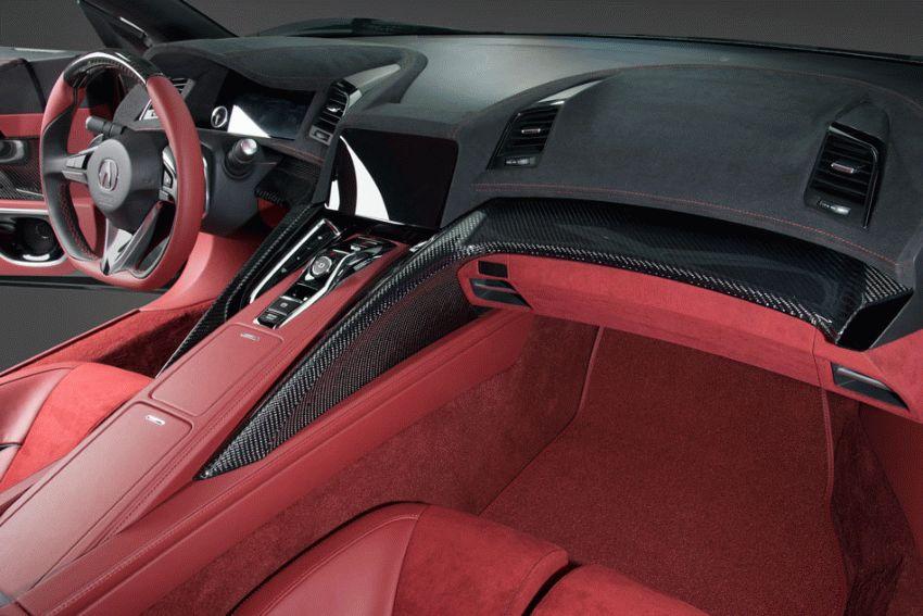 sport kary kupe acura  | acura nsx 3 | Acura NSX (Акура НСХ) Спорт кар | Acura NSX