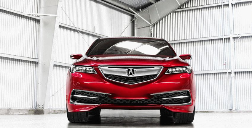 sedan acura  | acura tlx 1 | Acura TLX (Акура ТЛХ) Часть 2 | Acura TLX