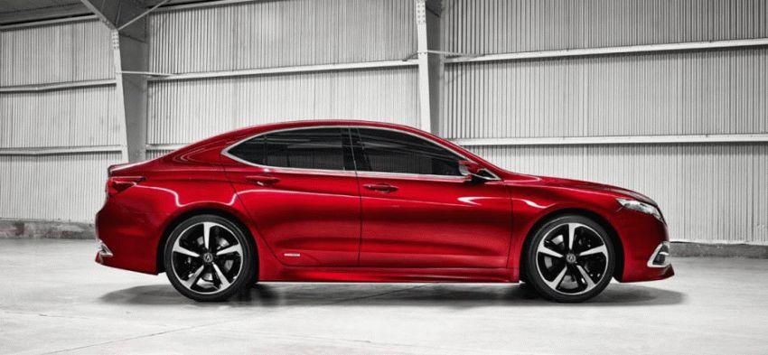 sedan acura  | acura tlx 2 | Acura TLX (Акура ТЛХ) Часть 2 | Тест драйв Acura Acura TLX