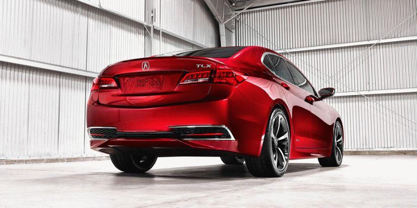 sedan acura  | acura tlx 4 | Acura TLX (Акура ТЛХ) Часть 2 | Acura TLX
