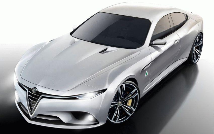 novosti  | alfa romeo guilia 2 | Проект 952   Alfa Romeo Guilia | Alfa Romeo Guilia