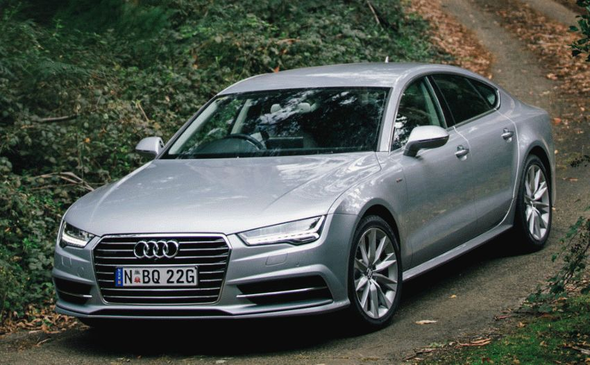 sedan audi    audi a7 1   Audi A6 и A7   Audi A7 Audi A6