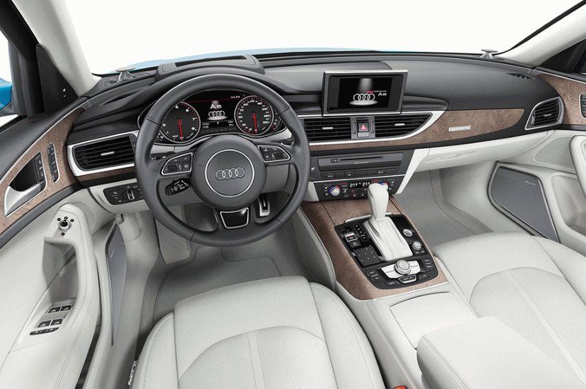 sedan audi  | audi s6 2016 4 | Audi S6 (Ауди С6) тест драйв 2014 2015 | Тест драйвAudi Audi S6