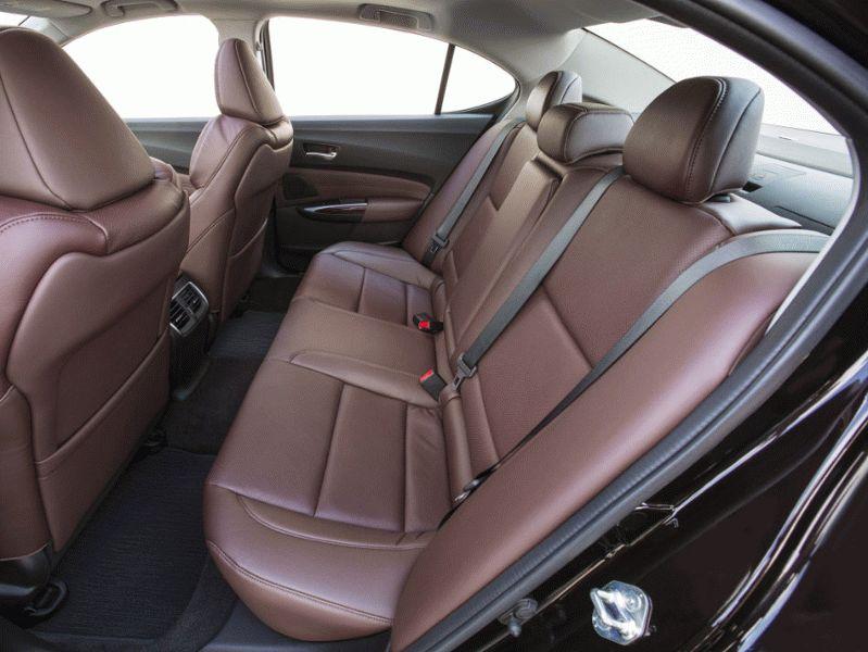sedan acura  | cura tlx 6 | Acura TLX (Акура ТЛХ) Часть 2 | Acura TLX
