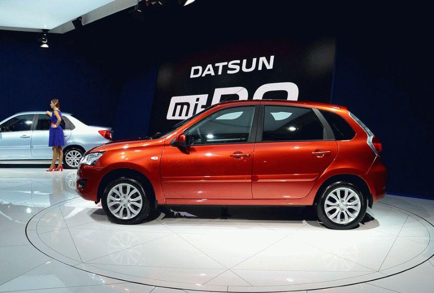 novosti    datsun mi do 1   Продажи Datsun mi DO   Datsun mi DO
