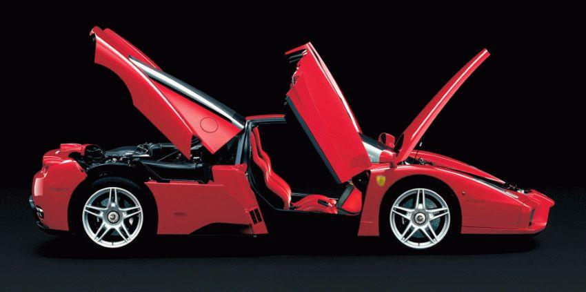 kupe katalog  | ferrari enzo kupe 1 | Ferrari Enzo Купе | Ferrari Enzo