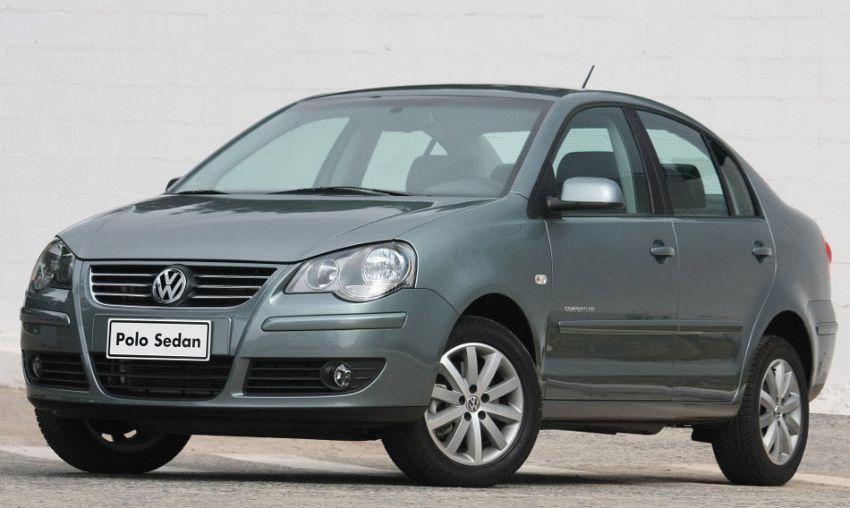 sedan volkswagen  | folksvagen polo 1 | Volkswagen Polo (Фольксваген Поло) | Volkswagen Polo