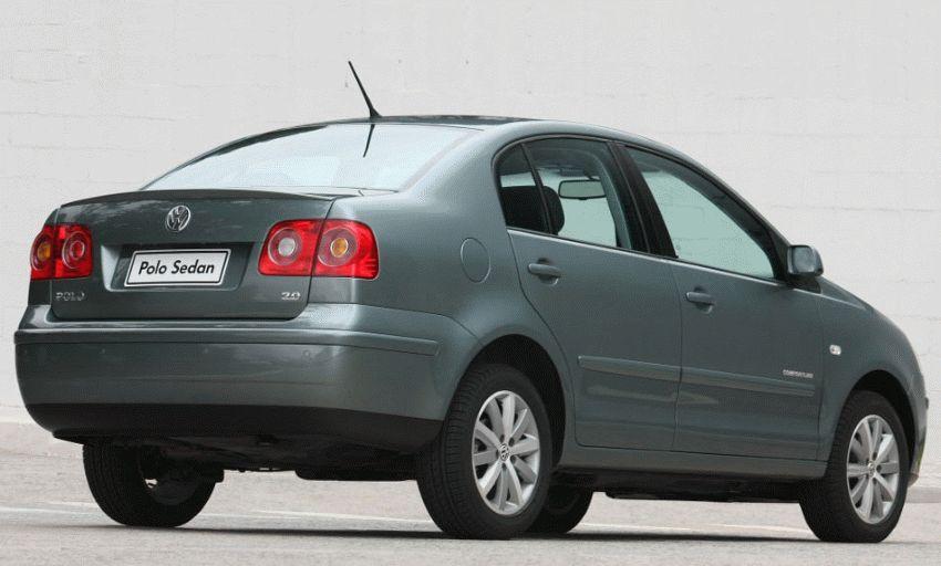 sedan volkswagen  | folksvagen polo 2 | Volkswagen Polo (Фольксваген Поло) | Volkswagen Polo