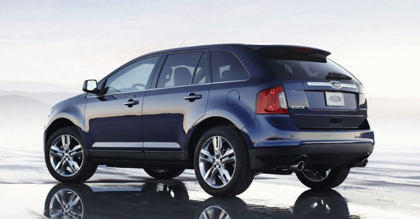 krossovery ford  | ford edge 1 | Ford Edge (Форд Эджи) | Ford Edge