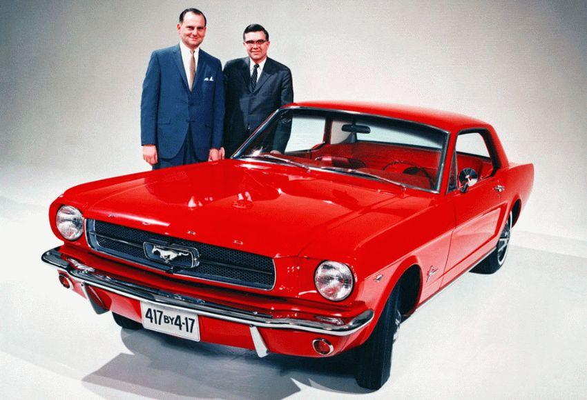 istoriya zarubezhnogo avtoproma  | ford mustang 2 | История Ford Mustang | История Ford