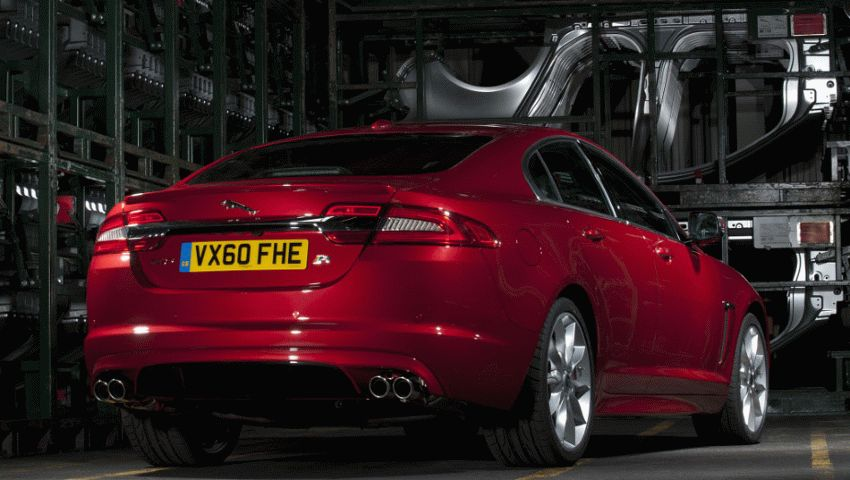sedan katalog  | jaguar xfr i sedan 1 | Jaguar XFR I Седан | Jaguar XF