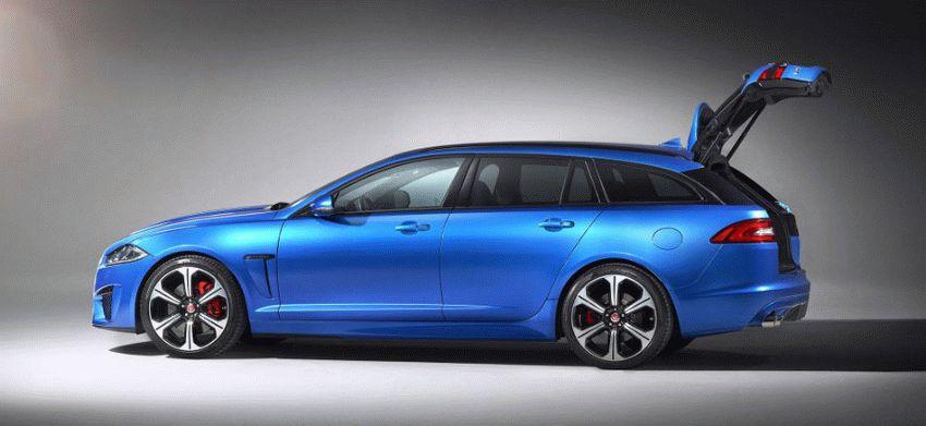 universal katalog  | jaguar xfr s i uneversal 1 | Jaguar XFR S I Уневерсал | Jaguar XF