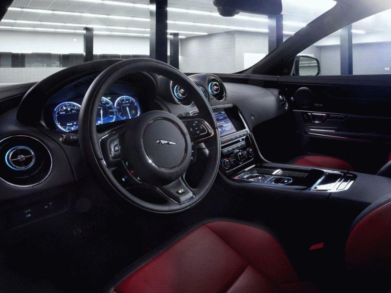 sedan katalog    jaguar xj r iv x351 sedan 3   Jaguar XJR IV (X351) Седан   Jaguar XJ